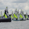 WK RS Feva 2017 in Medemblik